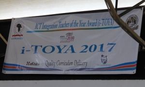 CEMASTEA in conjunction with, e-Kitabu, TSC and KESSHA, holds an Innovative and ICT Integrated Lesson Teacher of the Year Award (i-TOYA)