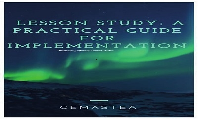 CEMASTEA PUBLISHES THE FIRST BOOK TITLED: LESSON STUDY