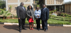 The President and Executive Secretary of COMSTEDA with members of Kenya Film Classification Board the main sponsors of COMSTEDA14