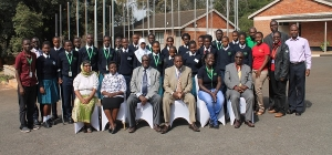 Visit to CEMASTEA by M-PESA Foundation Academy